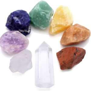 Healing Through Crystals